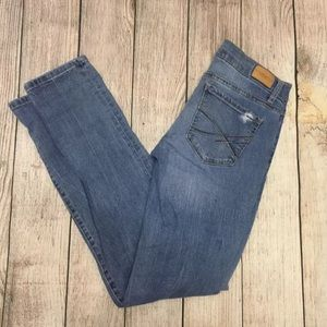 Aeropostale Skinny Distressed Jeans Size 4